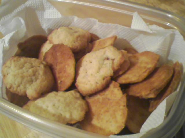 無花果クッキー