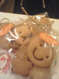 クッキーだいすき。